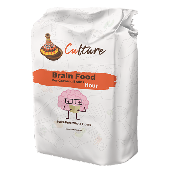 Culture Brain Food Flour