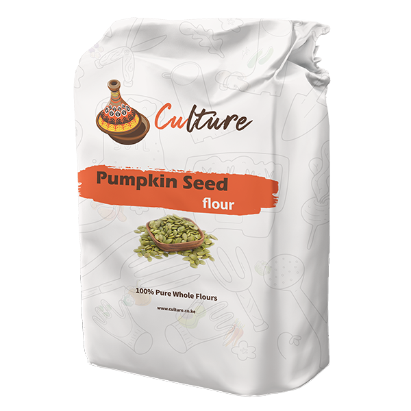 Culture Pumpkin Seed Flour
