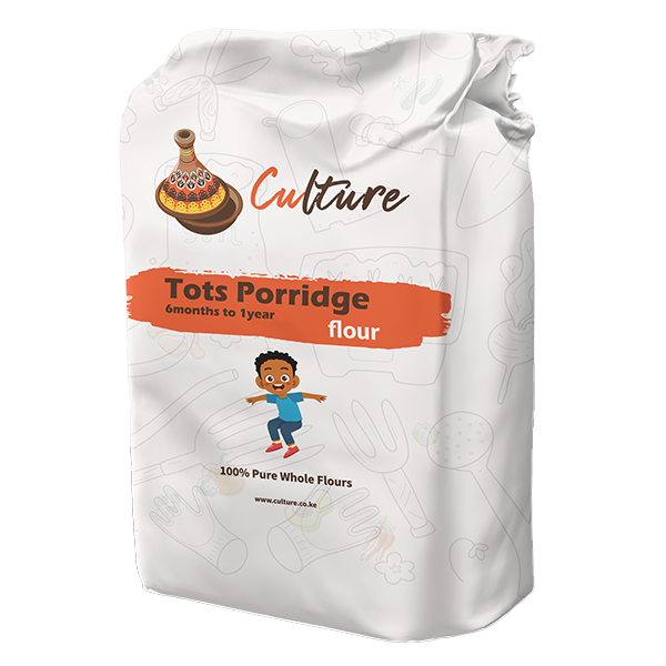Culture Tots Porridge Flour